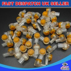 UY Scotchlok 2  Wire K2 Fast Connector Replacement 3M Connector Pack Of 100