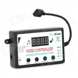 Music Controller for  RGB LED Strip