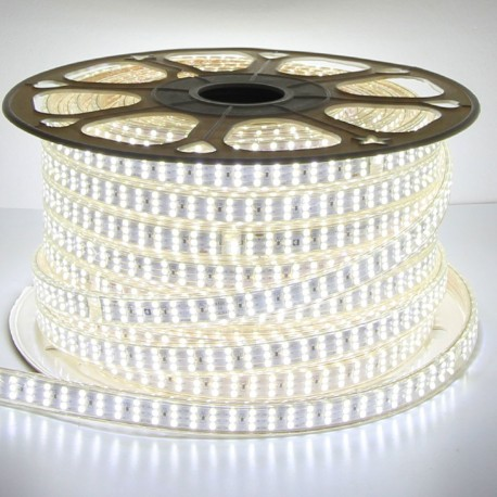 15MM 276 LED/M Strip Light Rope Light SMD 2835 240 V IP67 Waterproof Cool White/Warm White