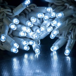 2W x 5L Meter White Rubber Light 1000 LEDs Connectable Curtain/Decoration Lights 240V IP65 RGB/CW/WW/Blue