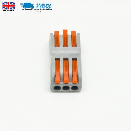 10 x 2 way universal 32A Terminal block Electric Wire Connector Box