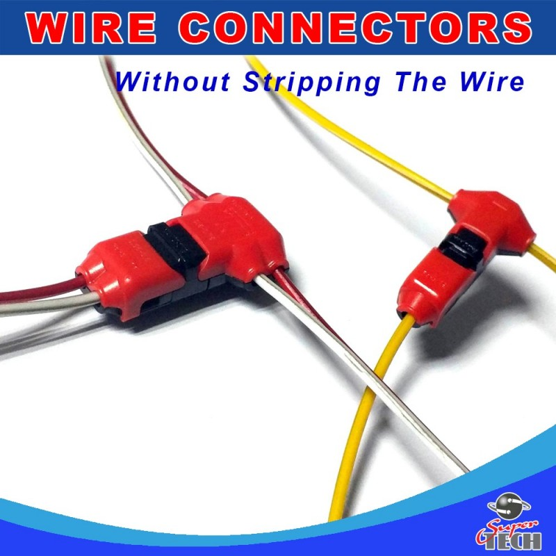 Wire connection