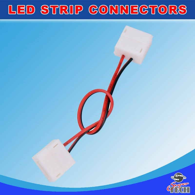 2 Pin LED Strip Connector