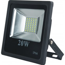 20W Led COB Flood, Spot light Waterproof Aluminum Cool white Garden/Garage