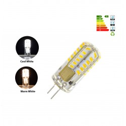 3W G4  (20W Equiv) 48 LED Light Bulb 12V