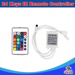 DC12-24V 12 A LED RGB Signal Amplifier for SMD 5050 3528 LED