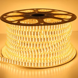 15MM 276 LED Strip Light Rope Light SMD 2835 240 V IP67 Waterproof Cool White/Warm White