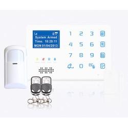 GSM Home Business burglar Alarm System Phone App Control