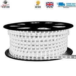 10MM RGB 120 LED/M PCB RGB Strip light 220V IP67  Cool White/Warm White/Blue/Green