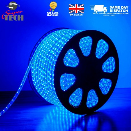 12MM 120 LED/M PCB Strip light SMD 5730 220V IP67 Blue