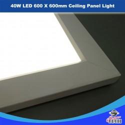 40W LED 600 X 600mm CEILLING PANEL LIGHT
