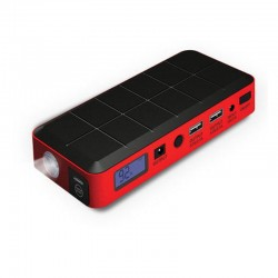 Multi-functional Emergency Car Jump Portable Booster Start Battery PowerBank 12V