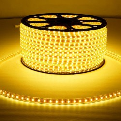 240V 10mm 3038 SMD LED Strip IP65 Waterproof Light Cool White Warm White Blue