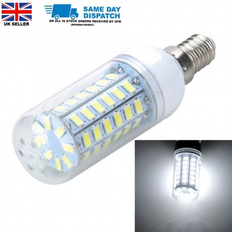 4W 6W 8W 10W E14 2835 SMD Mini LED Bulb Corn Light Shape Led Bulb Cool White