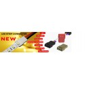Solid Lock LED Strip Connector